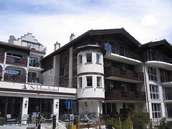 Schlosshotel : View of hotel