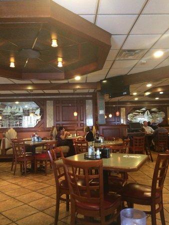 Suburban Diner Restaurant