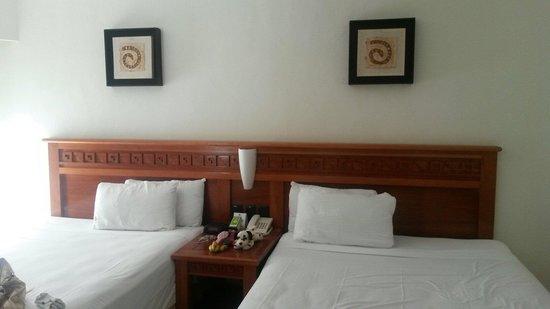 Sandos Caracol Eco Resort : Habitación