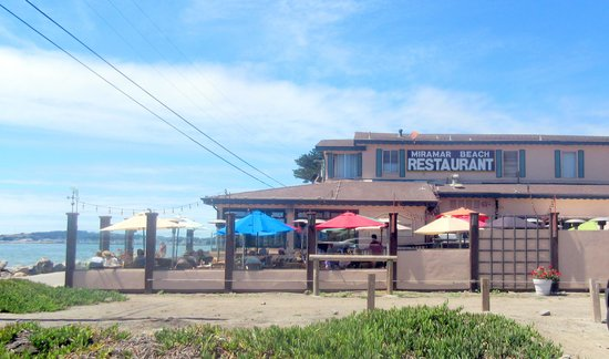 Miramar Beach Restaurant And Bar Half Moon Bay Ca