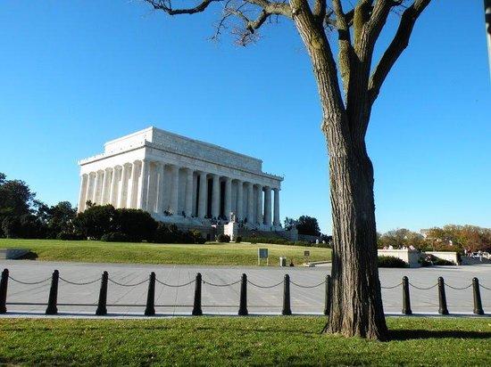 Franklin Delano Roosevelt Memorial : Lugar belíssimo!