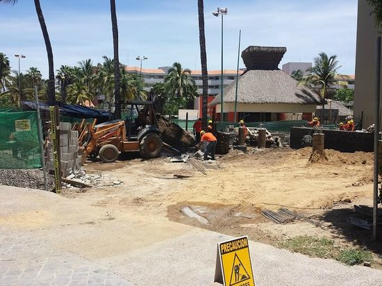 Occidental Grand Nuevo Vallarta : Major Construction