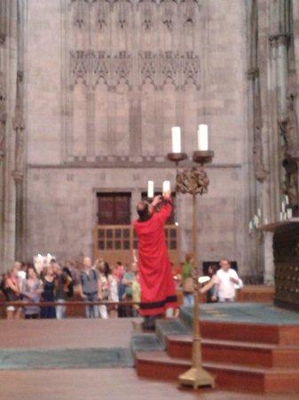 Kölner Dom: guardianes de la catedral