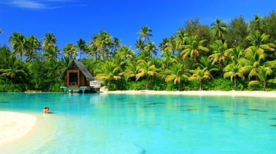 InterContinental Bora Bora Resort & Thalasso Spa: Chappel
