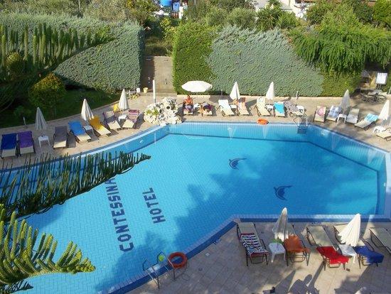 Contessina Hotel: pool