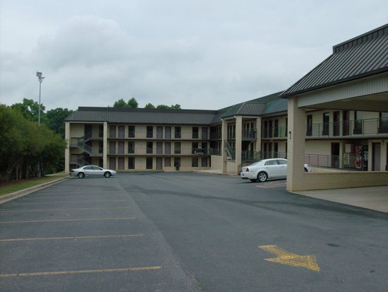 Executive Inn: great palace to stay