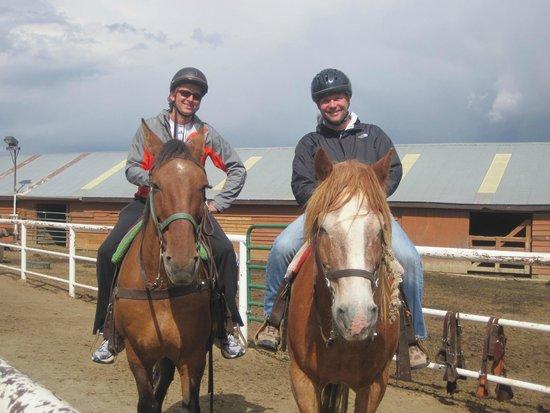 Sombrero Stables at Snow Mountain Ranch : City Cowboys