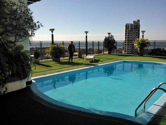 Hotel Cecilia: Vista da Piscina