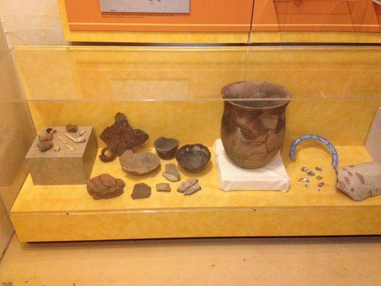 Amelia Island Museum of History: Early American artifacts