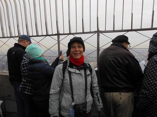 New York Skyride: Desde el Empire State