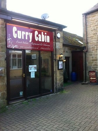 Curry Cabin: The cabin