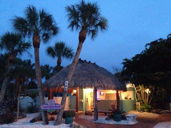 Tropical Breeze Resort: Office