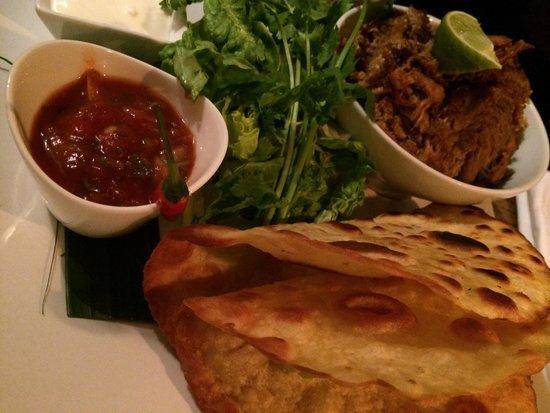 Munchie : Porc cuit 5h, tacos a faire sois même