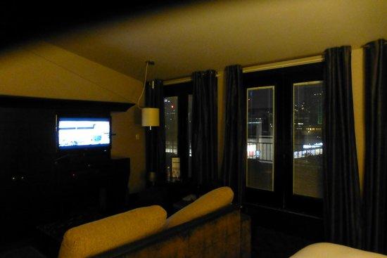 Le Place d'Armes Hotel & Suites: Big suite