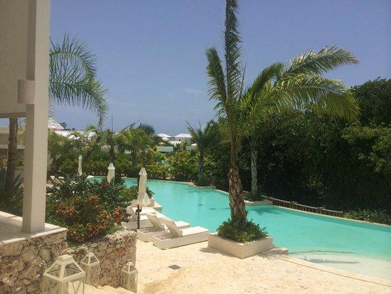 Eden Roc at Cap Cana: Main pool