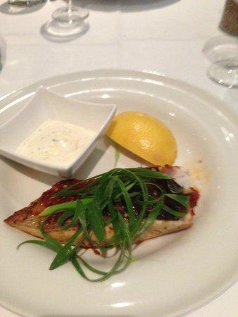 Jellyfish Restaurant: Kingfish