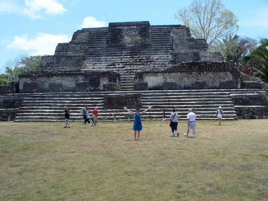 Maya-Ruinen von Altun Ha: Altun Ha Ruins