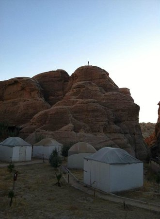 Seven Wonders Bedouin Camp : some of the tents