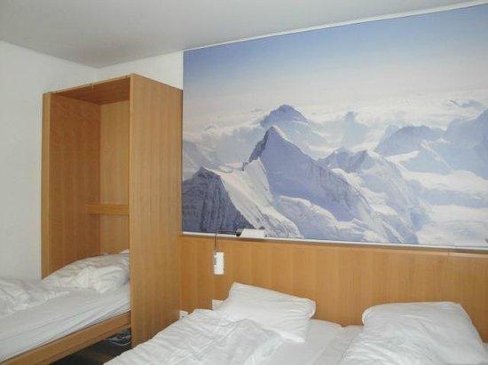 Hotel Basilea : Room