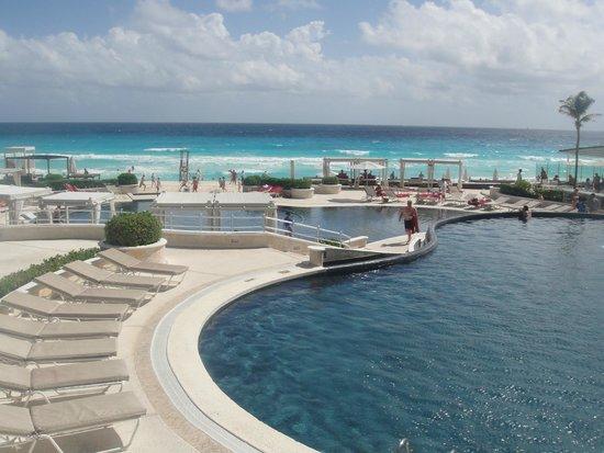 Sandos Cancun Lifestyle Resort : Relax!!!!
