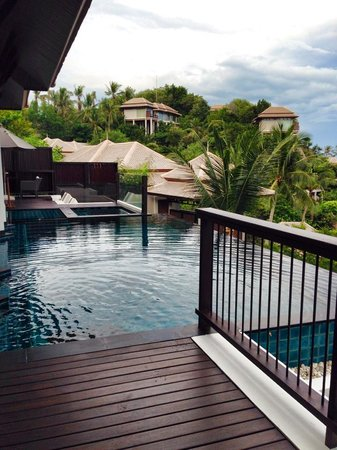 Banyan Tree Samui: Very beautiful Villa.