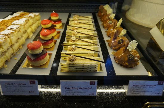 Cafe Central : Amazing desserts