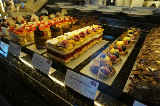 Cafe Central : Something for everyone