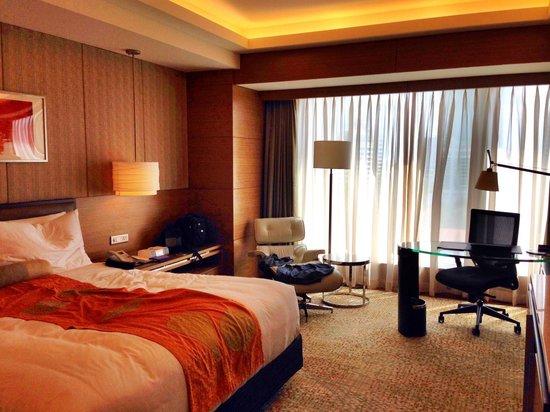 InterContinental Saigon Hotel: Their deluxe room