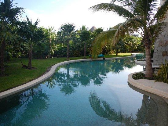 Secrets Maroma Beach Riviera Cancun: Swimout bldg 15