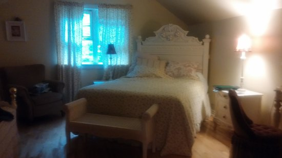 Blue Forest Lane Bed and Breakfast: the room
