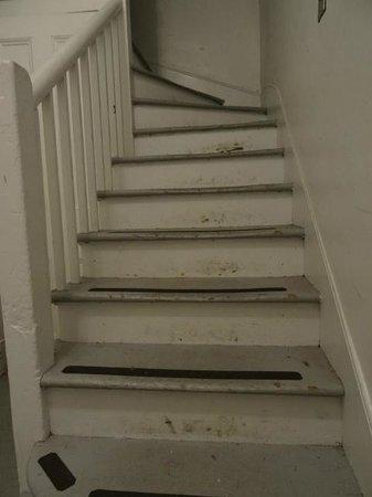 Nottoway Plantation Resort : accès à la chambre