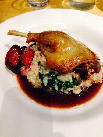 Levee Food Co.: Twice Cooke duck