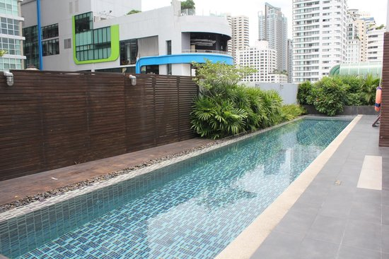 Citadines Sukhumvit 11 Bangkok: Swimming Pool
