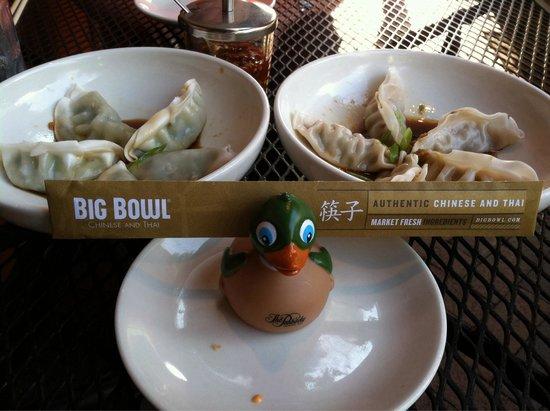 BIg Bowl - Picture of Big Bowl Chinese and Thai, Reston - TripAdvisor