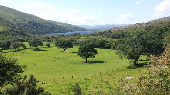 Gleninchaquin: Views