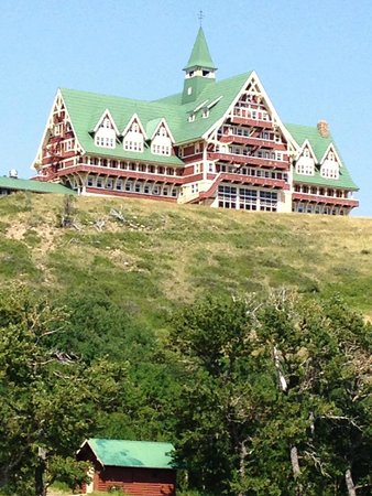 Prince of Wales Hotel: Gorgeous Hotel!