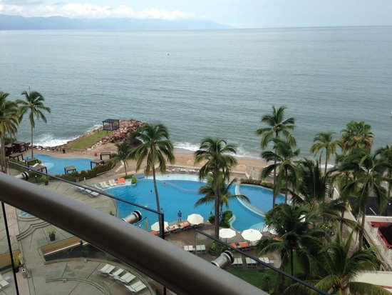 Sunset Plaza Beach Resort & Spa: The view from our room...
