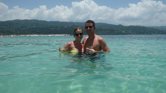 Secrets Wild Orchid Montego Bay : We miss this!