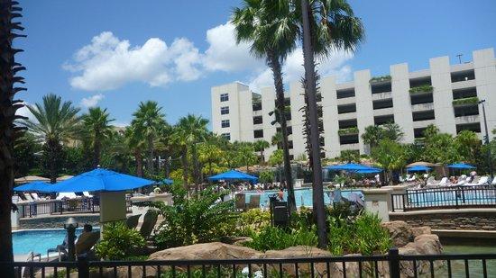 Hyatt Regency Orlando: Bliss