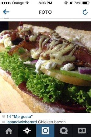 La Sandwichera