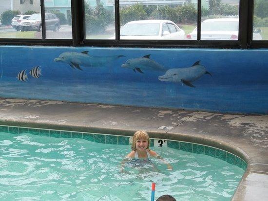 Atlantic Towers : Indoor pool