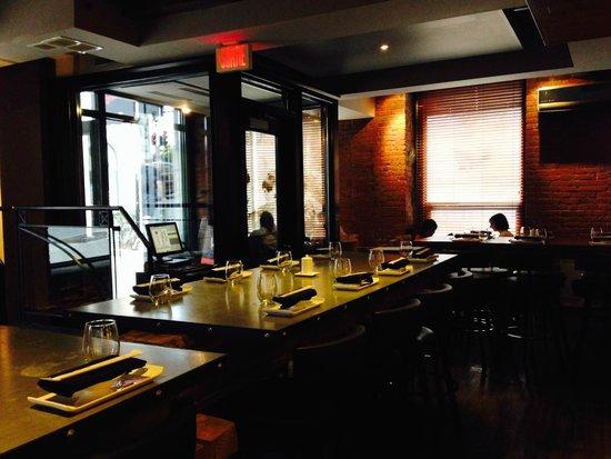 Kyo Bar Japonais Dining Room