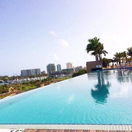 Sheraton Puerto Rico Hotel & Casino: Pool