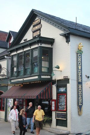 Cappy's Chowder House : cappys