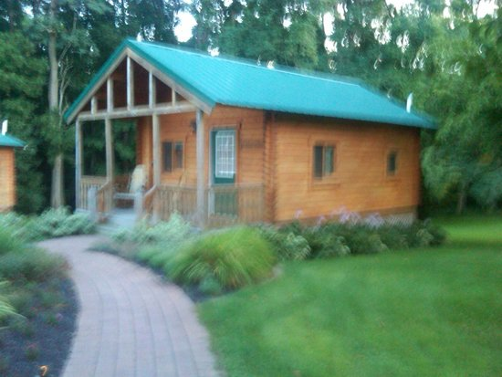Los Gatos Bed & Breakfast: Casa Verde Cabin