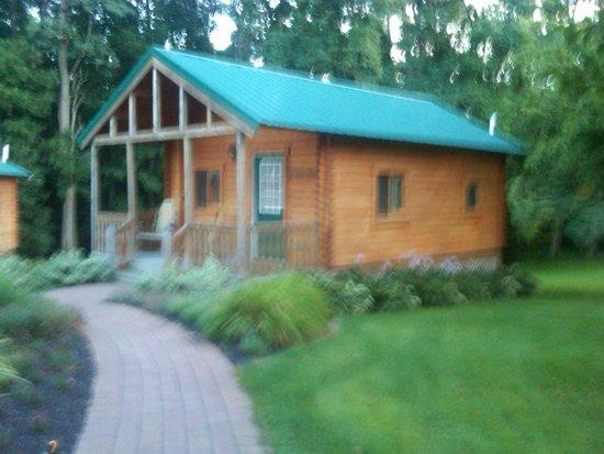 Los Gatos Bed & Breakfast : Casa Verde Cabin