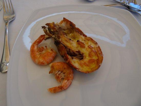 Iberostar Grand Hotel Bavaro : Lobster all you can eat