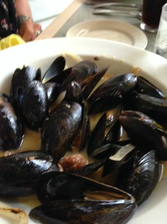 The Mad Batter: Mussels