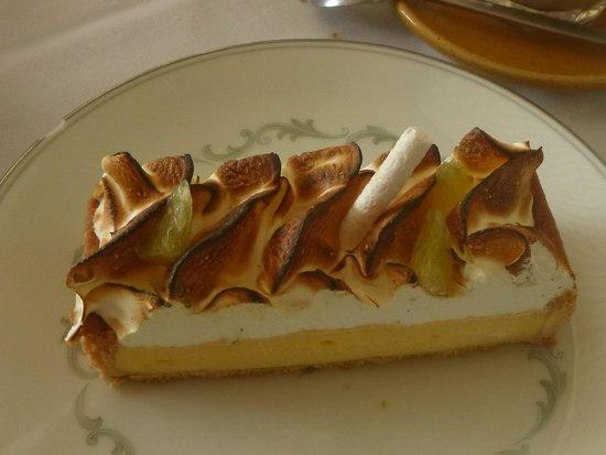 Maison de Provence: Kie lime tart
