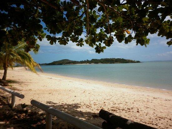 Seisia Holiday Park: Views from Beach